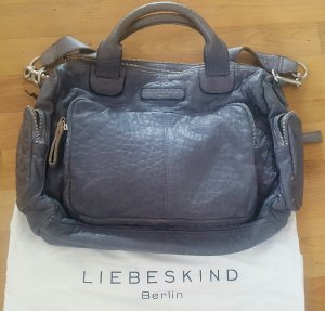 Liebeskind Berlin Carry Bag grey