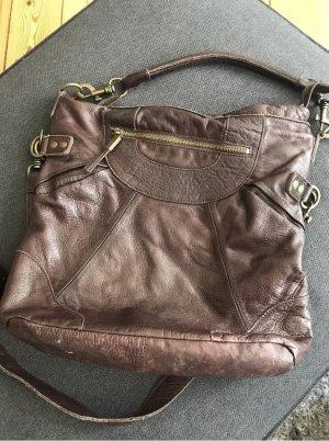 Liebeskind Tasche Leder braun
