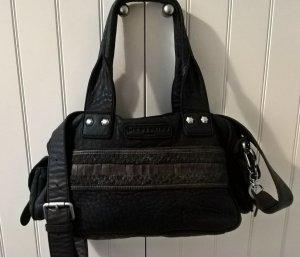 Liebeskind Tasche Leder schwarz braun