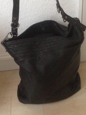 Liebeskind Tasche schwarz aurelie weiches leder