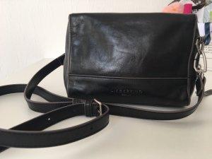 Liebeskind Berlin Frame Bag black leather