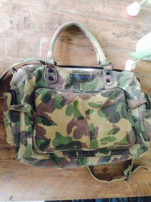 Liebeskind Tasche selten camouflage wildleder ❤️