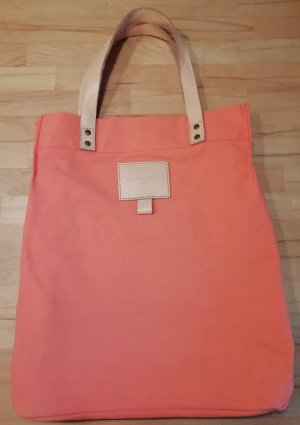 Liebeskind Tasche UliU orange Canvas Leder
