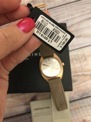 Liebeskind Reloj color rosa dorado-marrón grisáceo