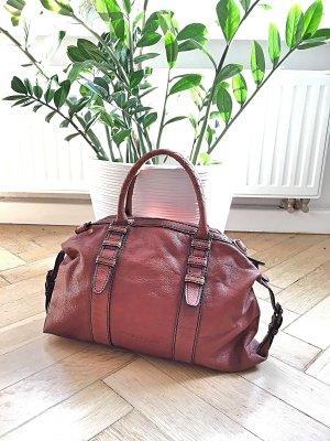 Liebeskind Umhänge Tasche braun mit Henkel