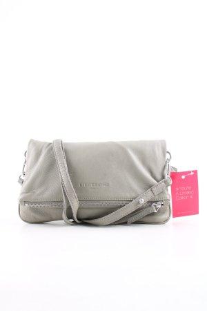 Liebeskind Crossbody bag light grey business style