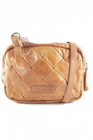 Liebeskind Crossbody bag cognac-coloured casual look