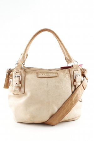 Liebeskind Crossbody bag cream-brown business style