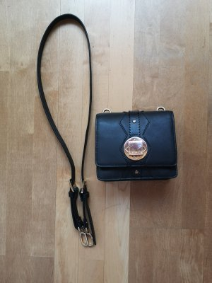 Liebeskind Crossbody bag black-gold-colored