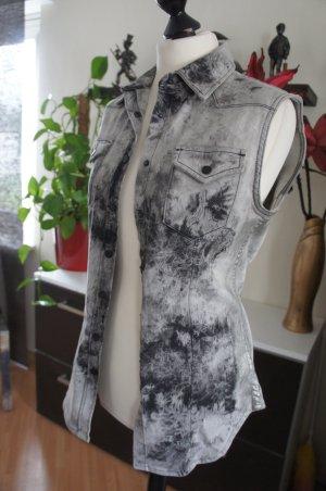 Liebeskind Smanicato jeans grigio scuro