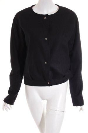 Liebeskind Chaqueta de lana negro look casual