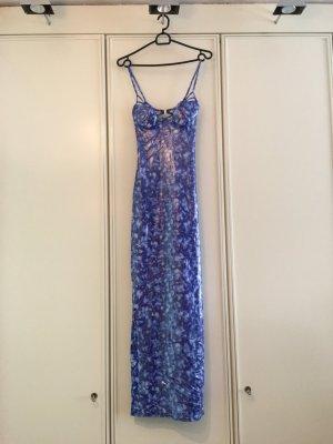 Lieblein Design - mega sexy Kleid - blau - Größe 34/36