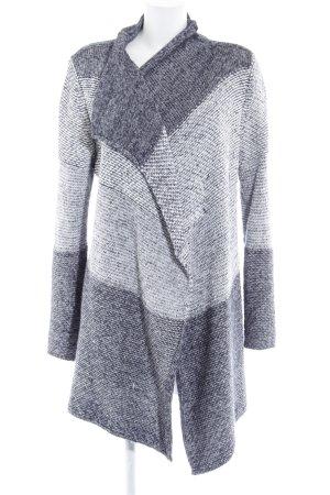 Lieblingsstück Long Knitted Vest dark blue-natural white casual look