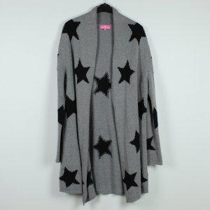Lieblingsstück Veste en tricot noir-gris tissu mixte