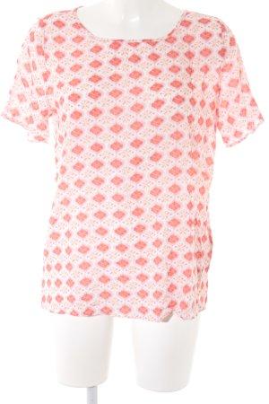 Lieblingsstück T-Shirt abstraktes Muster Beach-Look