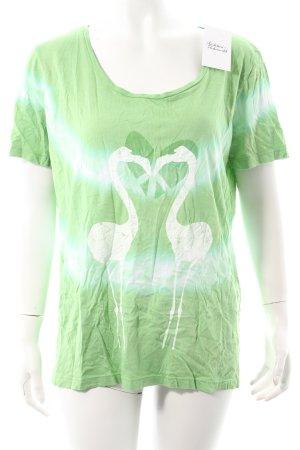 Lieblingsstück T-Shirt Motivdruck Casual-Look