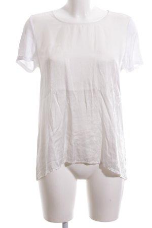 d0145d020e420 Lieblingsstück T-Shirt weiß Casual-Look
