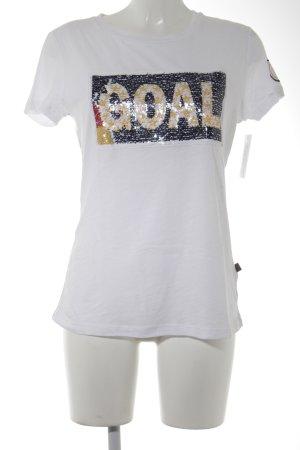 Lieblingsstück T-Shirt weiß Casual-Look