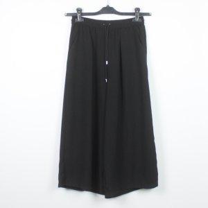 Light Before Dark Pantalone culotte nero Poliestere