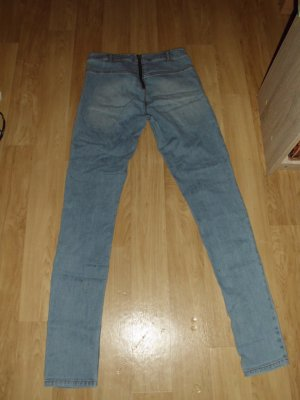 light-blue Jeggings aus Jeansstoff