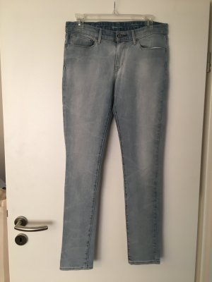 Light Blue Levi's Skinny