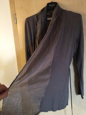 Street One Shirt Jacket grey brown