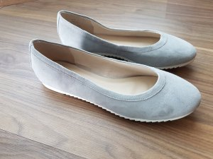 Pier one Ballerines Mary Jane gris clair