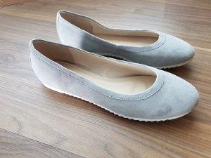 Pier one Mary Jane Ballerinas light grey