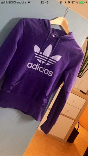 Lila Adidas Pullover/Hoodie
