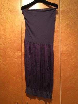 Imperial Balloon Dress grey violet-grey lilac