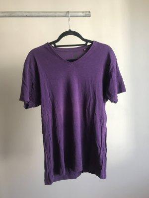 Lila Basic Shirt