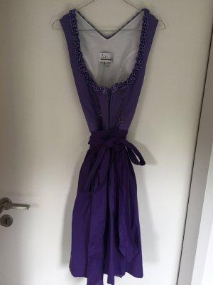 Feelings Dirndl violet foncé coton