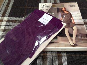 Legwarmers blue violet-dark violet