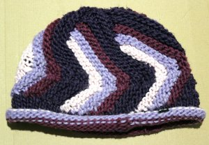 Crochet Cap multicolored no material specification existing