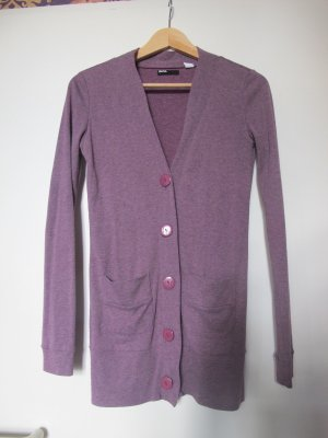 lila Cardigan von Urban Outfitters