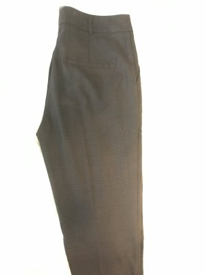 New Look Pleated Trousers brown violet