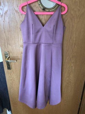Lila Cocktail Kleid von H&M