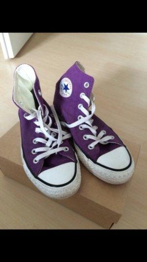 Lila Converse Chucks ( Original )