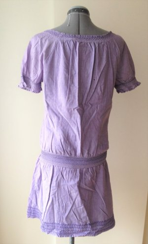 Esprit Midi Dress lilac-lilac cotton