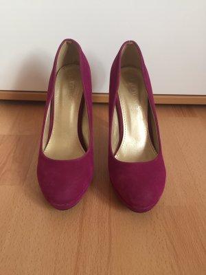 Lila Heels 9cm Absatz