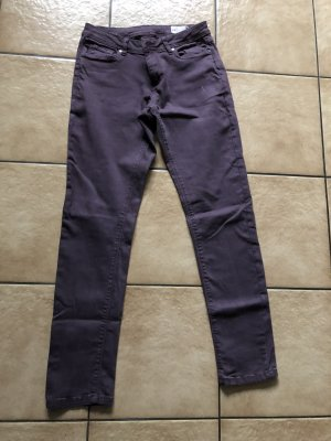 lila Jeans slim von Takko Denim 1982, Gr. W38