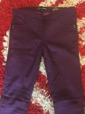 C&A Jegging brun pourpre