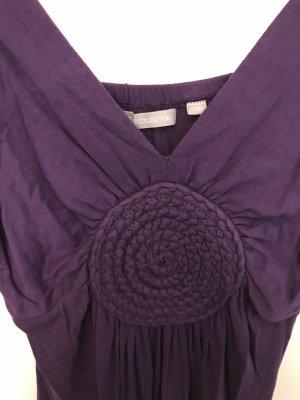 Lila Jersey Kleidchen 3Suisses