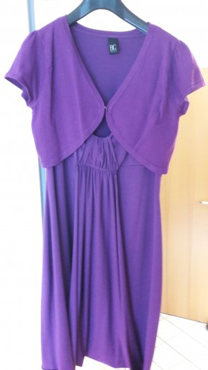 Best Connections Jersey Dress lilac