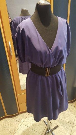 Lila Kleid von H&M fast neu