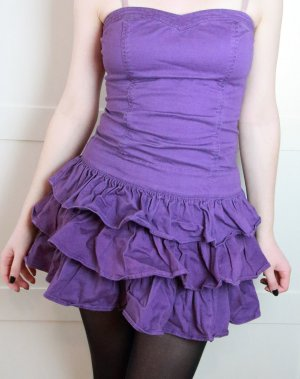 lila Kleid von Tally Weijl