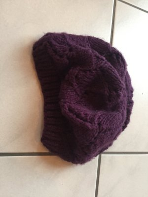 C&A Cap brown violet-blackberry-red