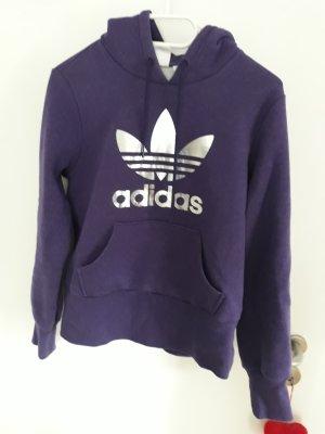 Adidas Maglione lilla-viola scuro