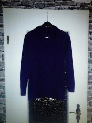 Lila pullover gr. s mit Kragen