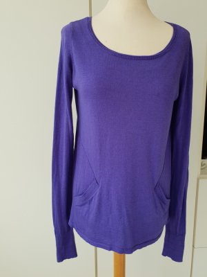 lila Pullover von Closed, Gr.S